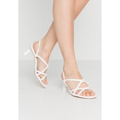 フー ワット ウェア サンダル レディース シューズ PERLA - Sandals - prestine