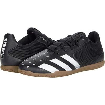 (取寄)アディダス メンズ プレデター フリーク サラ adidas Men's Predator Freak .4 Indoor Sala Black/White/Gum