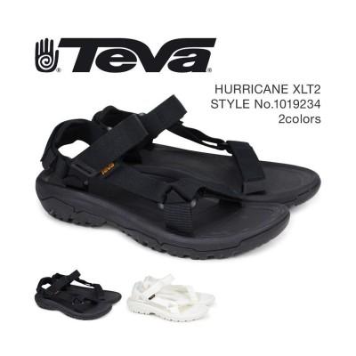 (Teva/テバ)Teva テバ サンダル メンズ ハリケーン XLT2 HURRICANE ブラック ホワイト 1019234/メンズ ブラック
