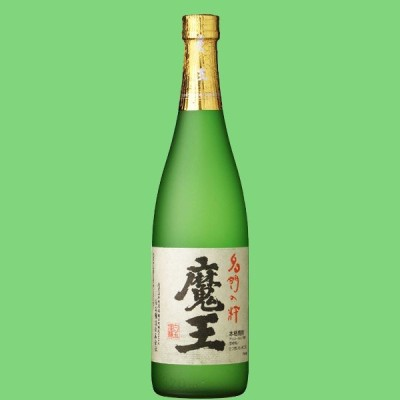 ■■【特価!何本でもOK!】 魔王 芋焼酎 25度 720ml