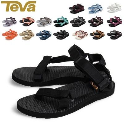 テバ TEVA サンダル レディース オリジナル ユニバーサル スポーツサンダル 1003987 靴 かわいい