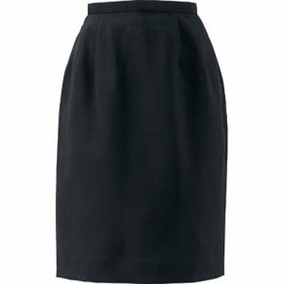 ジーベック(XEBEC) T100オフィススカート 90/黒 40017 【作業服 作業着 ワークウエア ワークウェア レディース】