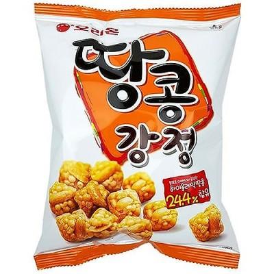 オリオン タンコン ガンジョン 80g ピーナッツ カンジョン 韓国 食品 食材 料理 お土産 お菓子 おやつ