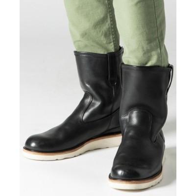 メンズ wjk ダヴルジェイケイ 8948 sn01s heavy light boots ヘビーライトブーツ [99/black] 公式通販