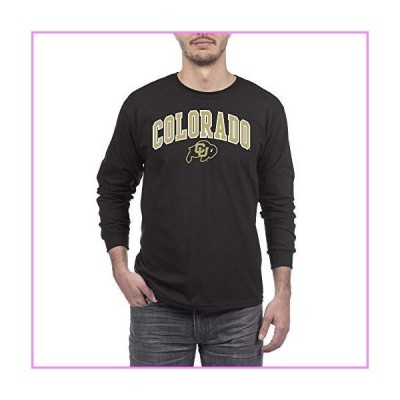 【送料無料】Elite Fan Shop Colorado Buffaloes Men's Team Color Long Sleeve Shirt, XX-Large【並行輸入品】