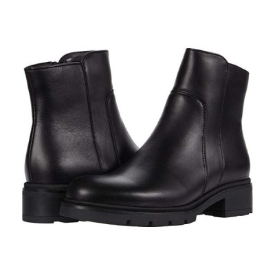 La Canadienne Seville レディース ブーツ Black Leather