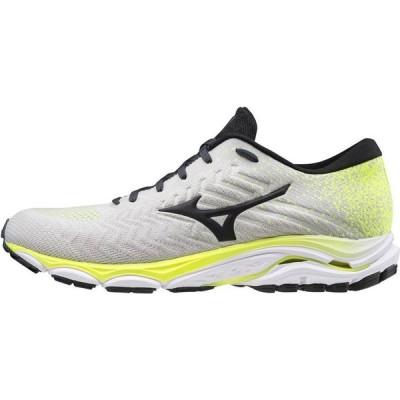 ミズノ Mizuno メンズ ランニング・ウォーキング シューズ・靴 Wave Inspire 16 Waveknit Running Shoe nimbus cloud phantom