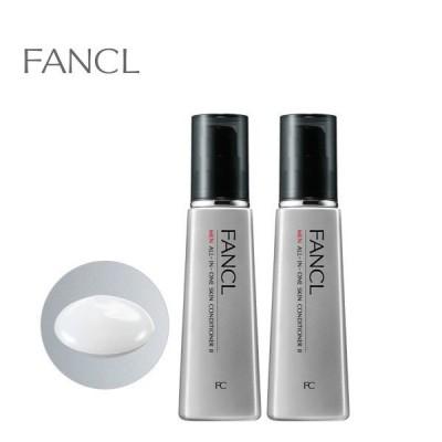 ファンケル (fancl men)【男性化粧品】メン オールインワン スキンコンディショナー II しっとり 2本