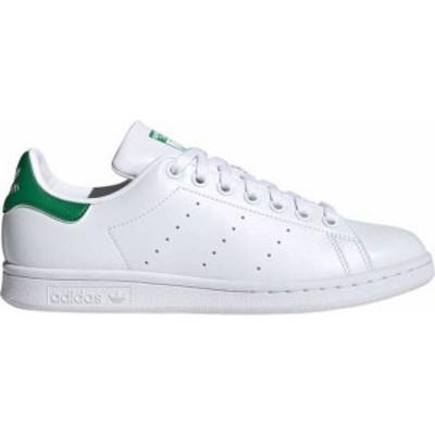アディダス レディース スニーカー シューズ adidas Originals Women's Stan Smith Primegreen Shoes White/Green