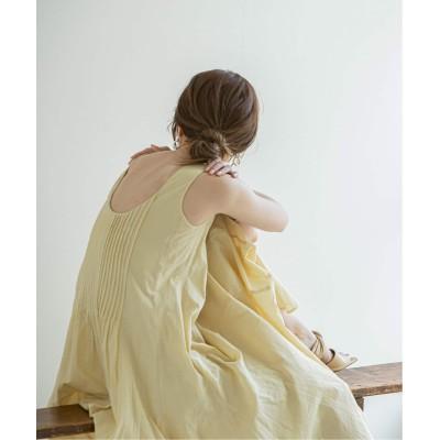 レディース ノーブル 《追加》【MARIHA】 海の月影のドレス◆ イエロー 36