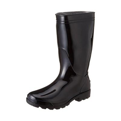 [キタ] 長靴 作業長靴 メガセーフティ PVC製スタンダード長靴 KR-980 ブラック JP 30.0(30cm)