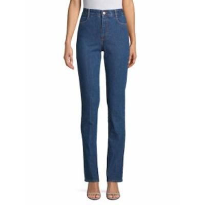 ステラマッカートニー レディース パンツ デニム Straight-Leg Jeans