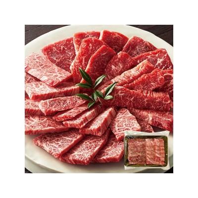 食品 冷凍食品 おかず 黒毛和牛の焼肉用バラももセット