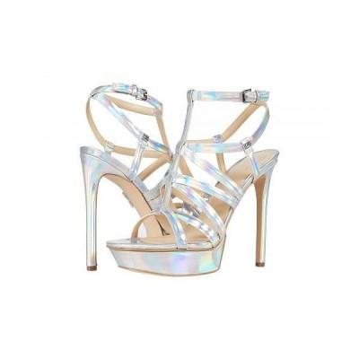 GUESS ゲス レディース 女性用 シューズ 靴 ヒール Eleri - Silver