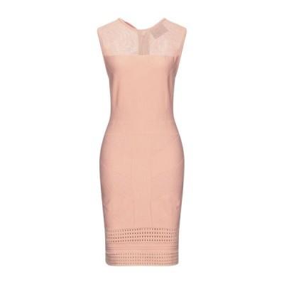 JOHN RICHMOND チューブドレス  レディースファッション  ドレス、ブライダル  パーティドレス サーモンピンク