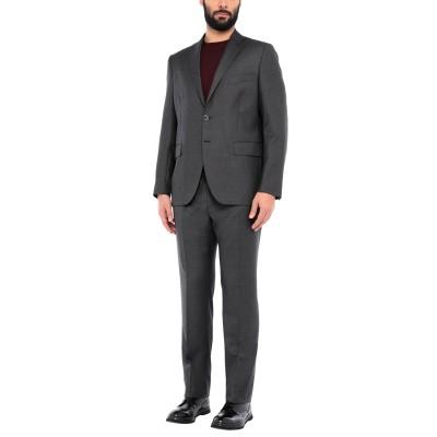 サルトル SARTORE スーツ グレー 58 バージンウール 100% スーツ