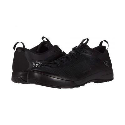 Arc'teryx アークテリクス メンズ 男性用 シューズ 靴 スニーカー 運動靴 Konseal LT - Black/Black