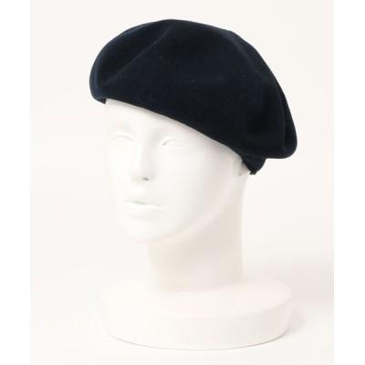 sunny branch / RACAL/クラシックニットベレー帽 WOMEN 帽子 > ハンチング/ベレー帽