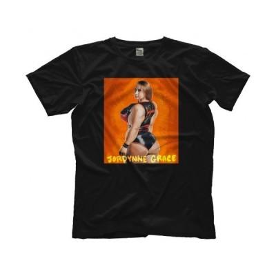 ジョーダン・グレース Tシャツ「JORDYNNE GRACE Enhancement Talent Tシャツ」米直輸入品 アメリカ女子プロレスラーTシャツ