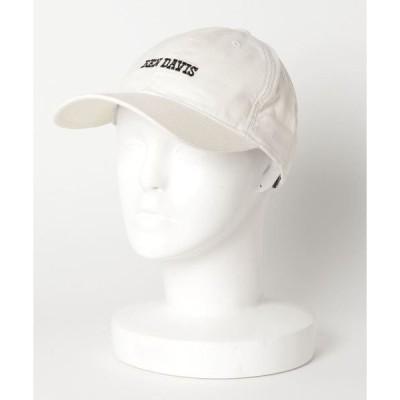 帽子 キャップ 【BEN DAVIS/ベンデイビス】コーデュロイキャップ ブランドロゴ 刺繍 ローキャップ
