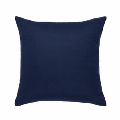 uxcell 海外出荷 枕カバー投げクッションケース 休日の装飾 コットンキャンバス 農家用クッションカバー ソファベッド用 青 1パ