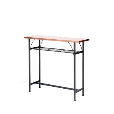 タムカウンターテーブル 幅1000×奥行350×高さ905mm ブラウン  VD-TAM-TT