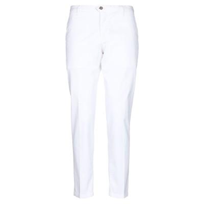 JEANSENG パンツ ホワイト 38 コットン 98% / ポリウレタン 2% パンツ
