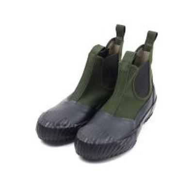 ムーンスタームーンスター サイドゴアブーツ ショートブーツ ALW SIDEGOA MOONSTAR ALWSIDEGOA 24.0cm(24.0cm) KHAKI(KHA)