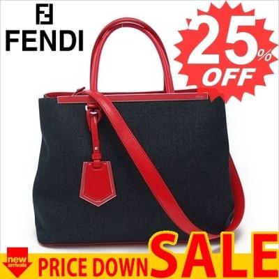 フェンディ バッグ ハンドバッグ FENDI 8BH250 V9W F0P0N 比較対照価格 243,000  円