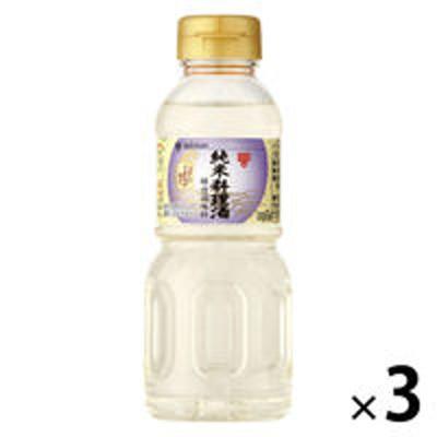 ミツカンミツカン 純米料理酒 300ml 3本