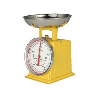 ダルトン キッチンスケール はかり Diet scale 100-126 Yellow