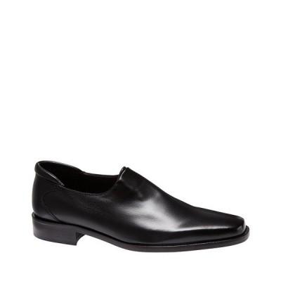 ドナルドプリネール メンズ ドレスシューズ シューズ Rex Slip-On Dress Shoes Black