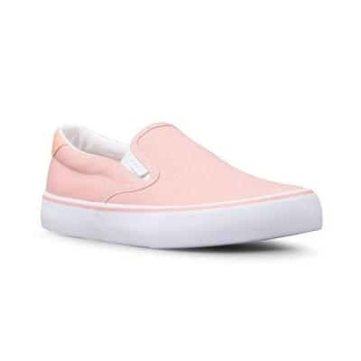 ラグズ レディース スニーカー シューズ Women's Clipper Classic Slip-On Fashion Sneaker