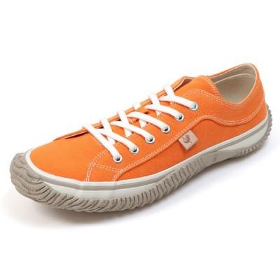 スピングルムーヴ キャンバス ローカット オレンジ(SPINGLE MOVE SPM-141 Orange)