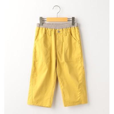 【シップス/SHIPS】 SHIPS KIDS:カラー 6分丈 ショーツ(145~160cm)