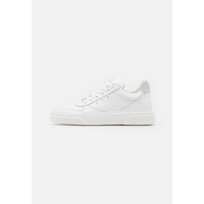 スティーブマデン メンズ 靴 シューズ BRENT - Trainers - white