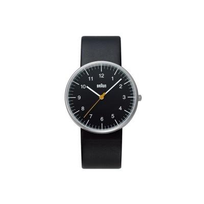 BRAUN ウォッチ BNH0021 BKBKG腕時計ブラウンディーター・ラムスエンボス加工