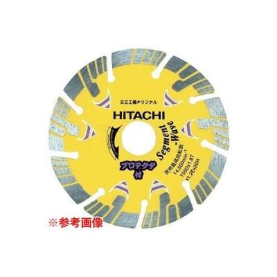 HIKOKI(日立工機) 0032-4699 ダイヤモンドカッター 125mm×22 (波セグ) プロテクタ (00324699)