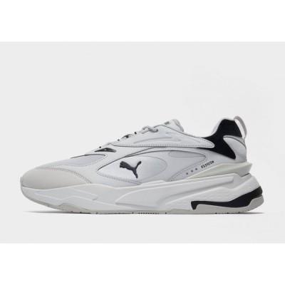 プーマ Puma メンズ スニーカー シューズ・靴 rs-fast tonal grey