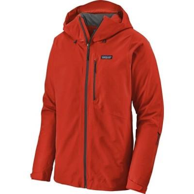 パタゴニア Patagonia メンズ ジャケット アウター powder bowl jacket Hot Ember