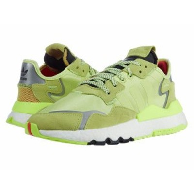 アディダス レディース スニーカー シューズ WM Nite Jogger Semi Frozen Yellow/Semi Frozen Yellow/Hi-Res Yellow