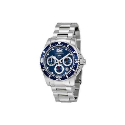 腕時計 ロンジン メンズ Longines HydroConquest Automatic Chronograph Men's Watch 37444966