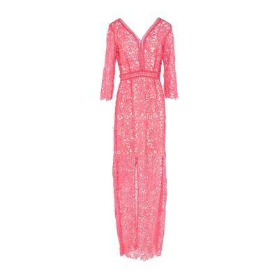 LITTLE MISTRESS  London ロングワンピース&ドレス コーラル 10 ポリエステル 100% ロングワンピース&ドレス