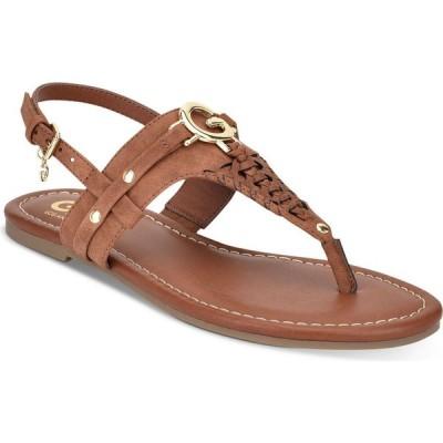 GBG ロサンゼルス GBG Los Angeles レディース サンダル・ミュール フラット シューズ・靴 Lemmon Flat Sandals Rio Maple