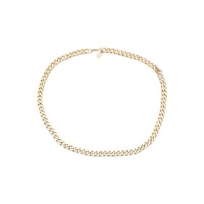 CRYSTAL HAZE ネックレス ゴールド 真鍮/ブラス / 18金メッキ ネックレス