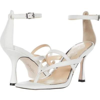 ジェシカシンプソン Jessica Simpson レディース サンダル・ミュール シューズ・靴 Opral Bright White