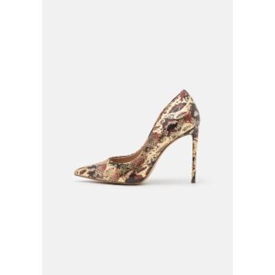 スティーブ マデン レディース ヒール シューズ VALA - High heels - gold/multicolor gold/multicolor