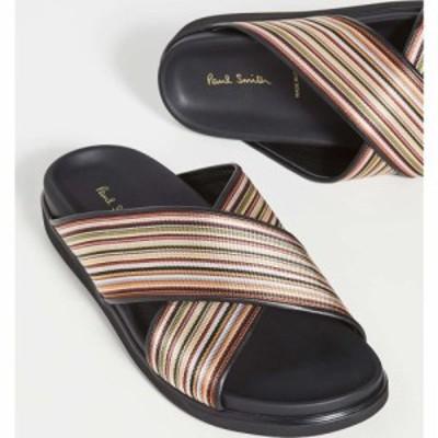ポールスミス Paul Smith メンズ サンダル シューズ・靴 pax striped sandals Multistripe
