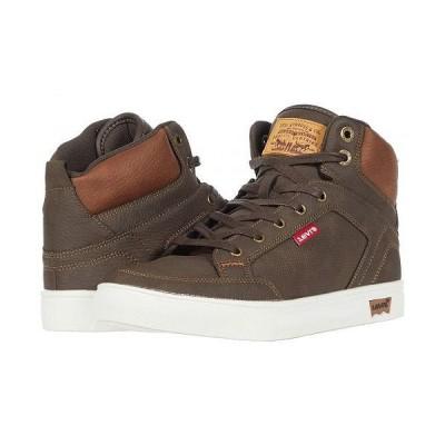 Levi's(R) Shoes リーバイス メンズ 男性用 シューズ 靴 スニーカー 運動靴 Walker Wax - Brown/Tan