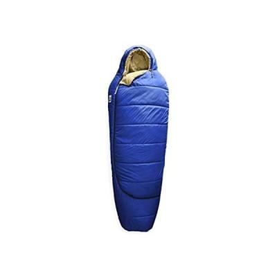 The North Face エコ トレイル 合成 20 寝袋 - メンズ Regular Right Zip ブルー
